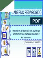 Caderno Pedagógico - Método Fônico