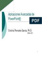 Powerpoint Avanzado