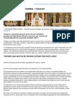 Amormariano.com.Br-catecismo Para Jovens Youcat
