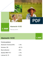 Abamectin 18 EC