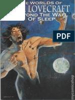 Beyond the Wall of Sleep - H. P. Lovecraft.epub