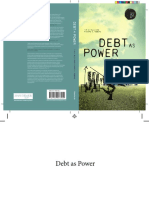 Debt as Power With Richard Robbins