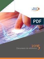 document de référence IAM 2015