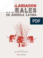 Libro Asalariados Rurales en America Latina