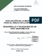 evaluacion de la maduracion en el dibujo.pdf