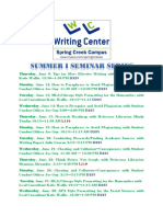 SCC Current Seminar Series Flyer