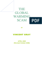 Global Warming Scam