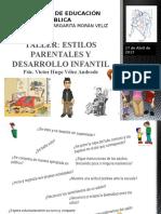 Estilos Parentales y Desarrollo Infantil