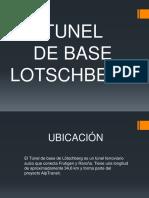 Tunel de Base Lotschberg