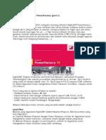 Overview DIgSILENT PowerFactory