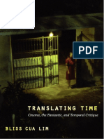 Translating Time - Cua Lim