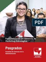 Plegable Especializacion Gerencia Marketing
