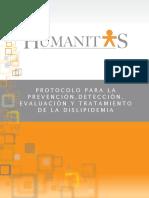 Protocolo Para La Dislipidemias en Clinicas