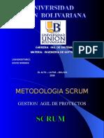 Trabajo Metodologia SCRUM