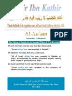 Tafsir Ibn Kathir - 006 An'am