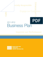 Business Plan in New Foundland