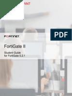 FortiGate II Student Guide-Online