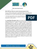 Evidencia 1-Matriz DOFA