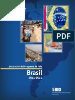 Evaluacion Del Programa de Pais Brasil 2011 2014