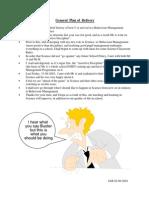Jim's Behaviour Management Documents