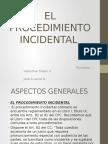 Disertacion Incidental