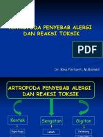 Parasitologi 1 2 Artropoda