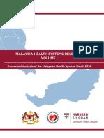 Vol 1_MHSR Contextual Analysis_2016