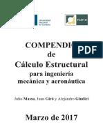 Compendio Cálculo Estructural II