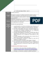 Formato Foro Agencia y Análisis Publicitario (0117)