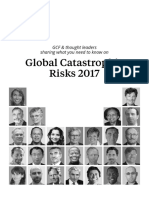 Global Catastrophic Risks 2017 BW