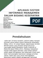 Tugas Sistem Informasi Manajemen