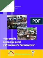 Desarrollo Económico Local y Presupuesto Participativo