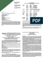notice sheet 4th june 2017
