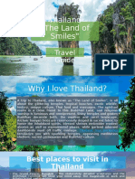 Thailand Travel Guide.ppt