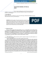 A Simultaneous Equations Model of Fiscal Policy Interactions