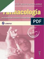 Farmacologia Para Anestesiologos Intensivistas. Aldrete-Palatino