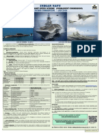 Indian Navy Recruitment (10+2 B.Tech Cadet Entry Scheme) Notification