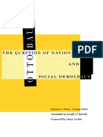 Otto Bauer - The Question of Nationalities and Social Democracy
