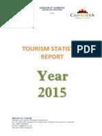 Tourism Statistics 2015