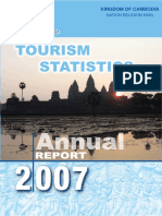 Tourism Statistics Annual Report Book 2007