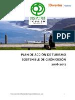 Turismo Sostenible de Gijón 2016 -2017