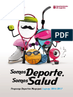 Programa 2016 2017 Deporte Logroño