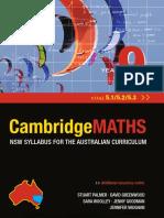Cambridge Mathematics Year 9