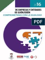 Directorio 2016 empresas Gijon Igualdad