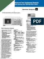 Advantest-TR4135_Datasheet