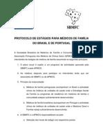 Intercambio Brasil Portugal SBMFC