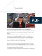 Emotion & Personnage