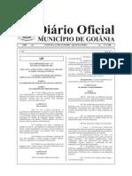 Goiânia - Lei Complementar 177, de 09/01/08