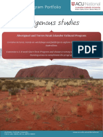 STP Indigenous Studies