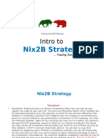 nix2B Stratergy